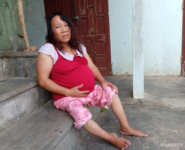 """Khát vọng làm mẹ của thai phụ tật nguyền, đi bằng 2 tay: """"Vì con tôi sẽ cố gắng vượt qua tất cả, chỉ mong đến ngày được nhìn thấy mặt con"""" - Ảnh 2."""
