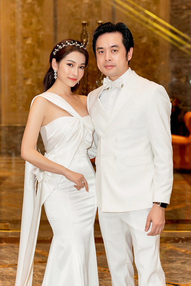 Rộ tin bà xã Dương Khắc Linh có tin vui, dấu hiệu mang thai đã rõ ràng - Ảnh 4.