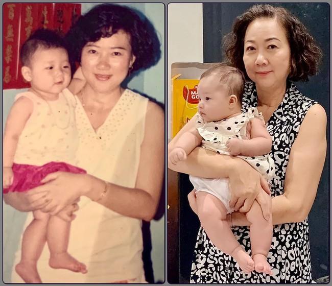 Trấn Thành chia sẻ ảnh hiếm hồi còn trẻ của mẹ, ai cũng bồi hồi xúc động vì điều đặc biệt lại tái hiện sau gần 30 năm  - Ảnh 1.