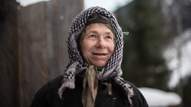 Suốt 40 năm, một gia đình người Nga sống cô lập trong vùng núi hoang dã tận cùng của Trái đất và cắt đứt mọi liên hệ với nền văn minh nhân loại - Ảnh 8.