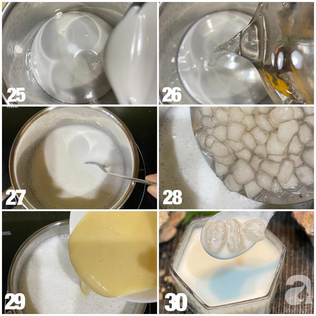 Kem sữa chua trân châu đang làm mưa làm gió khắp nơi mùa hè này, và đây là cách làm từ A-Z - Ảnh 10.