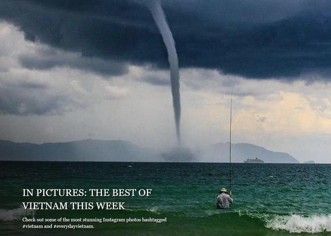 """Bức ảnh """"Ông già và biển cả"""" phiên bản Việt lọt top 1 ảnh về câu chuyện đại dương do National Geographic bình chọn - Ảnh 3."""