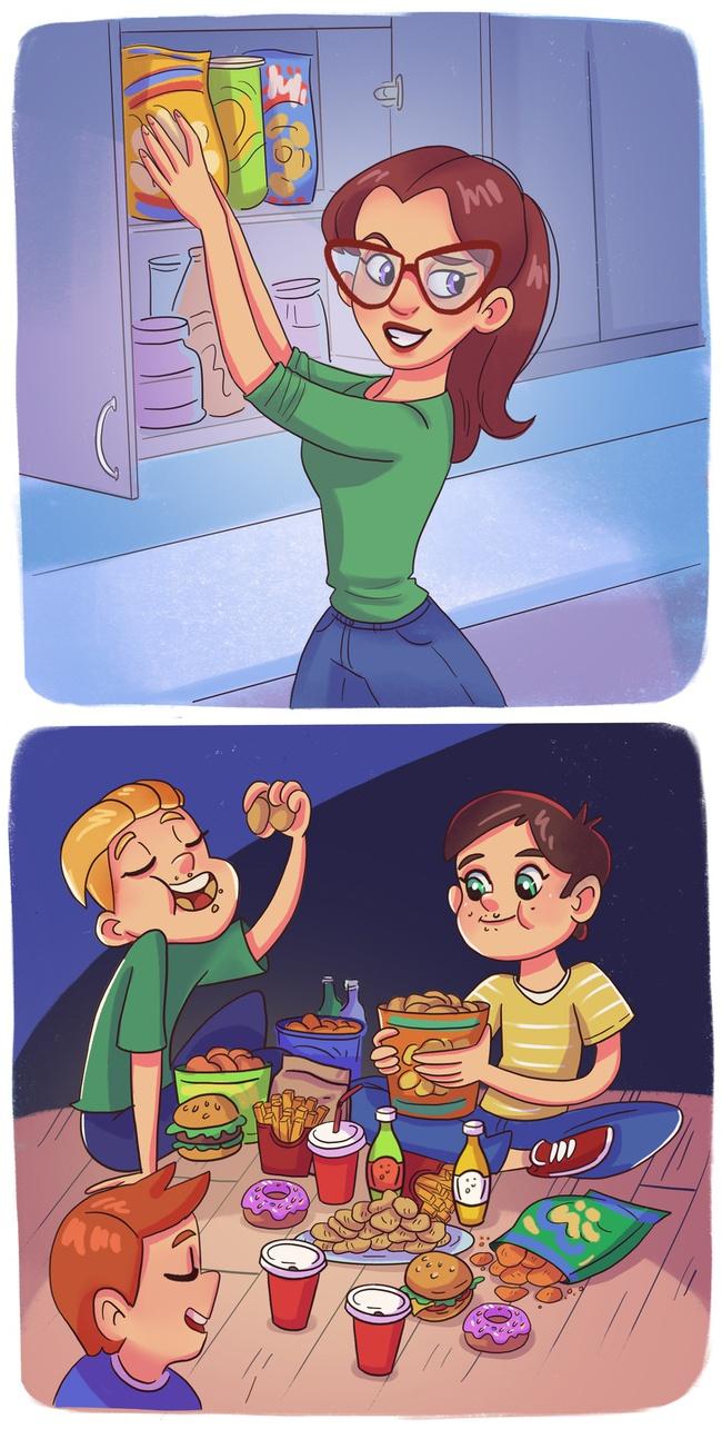Đừng thắc mắc sao con cứ biếng ăn hoài nếu bố mẹ vẫn phạm phải những sai lầm phổ biến dưới đây trong khi cho con ăn - Ảnh 3.