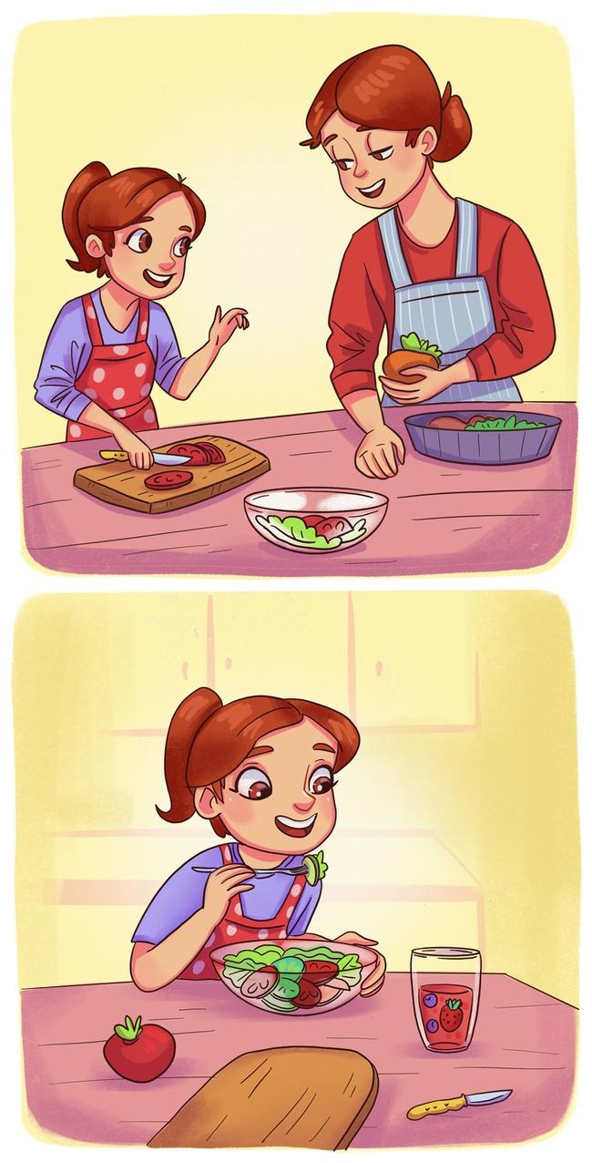 Đừng thắc mắc sao con cứ biếng ăn hoài nếu bố mẹ vẫn phạm phải những sai lầm phổ biến dưới đây trong khi cho con ăn - Ảnh 5.