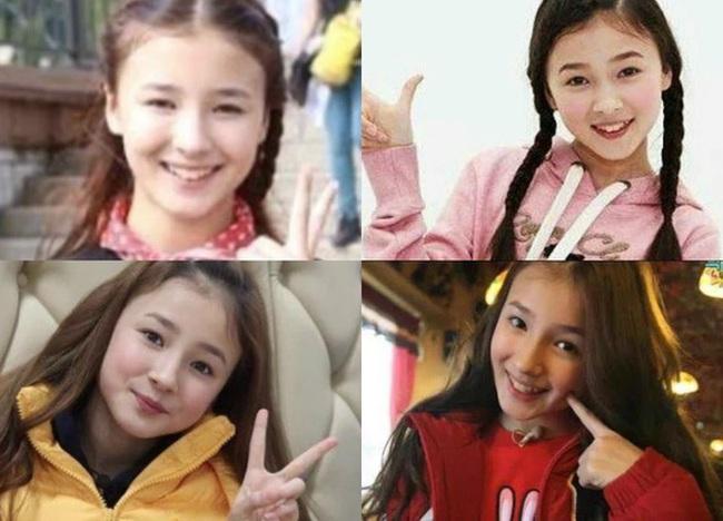 """Hóa ra Nancy (MOMOLAND) từng được mệnh danh là """"tiểu Kim Tae Hee"""", nhan sắc ngày bé khiến ai cũng xuýt xoa - Ảnh 7."""