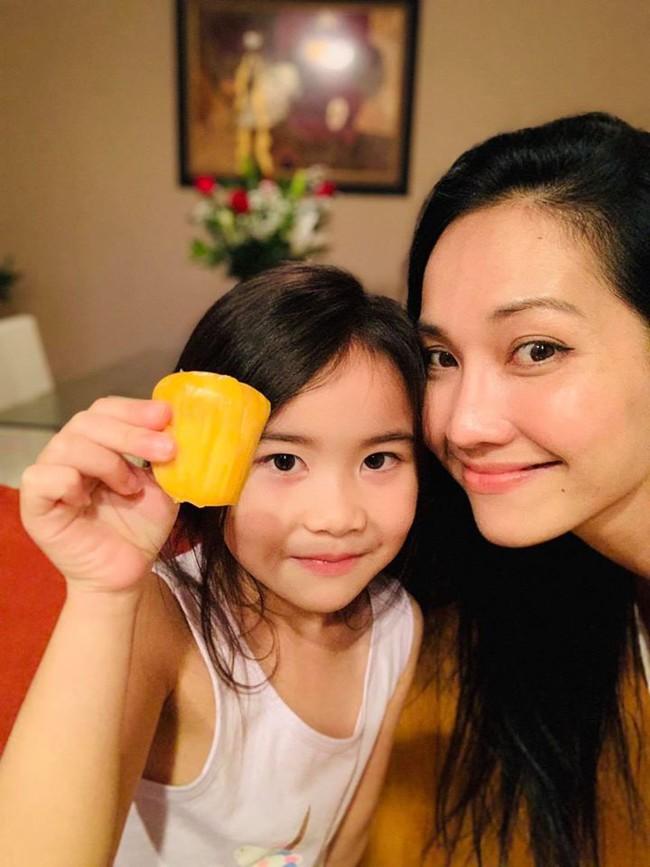 Kim Hiền tiết lộ lúc mang bầu thích ăn mít, giờ con gái cũng nghiện món này.