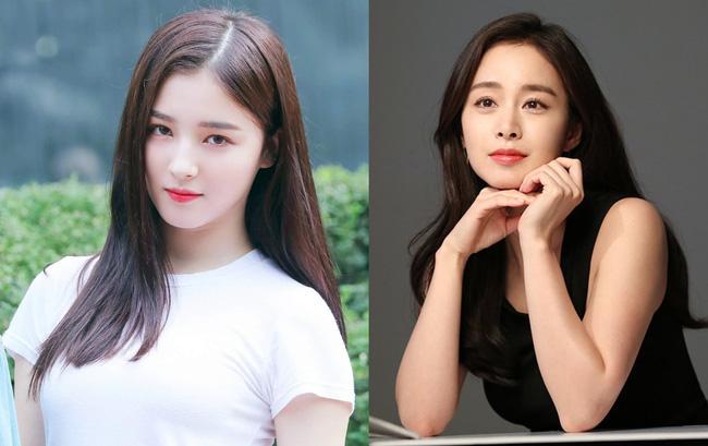 """Hóa ra Nancy (MOMOLAND) từng được mệnh danh là """"tiểu Kim Tae Hee"""", nhan sắc ngày bé khiến ai cũng xuýt xoa - Ảnh 2."""
