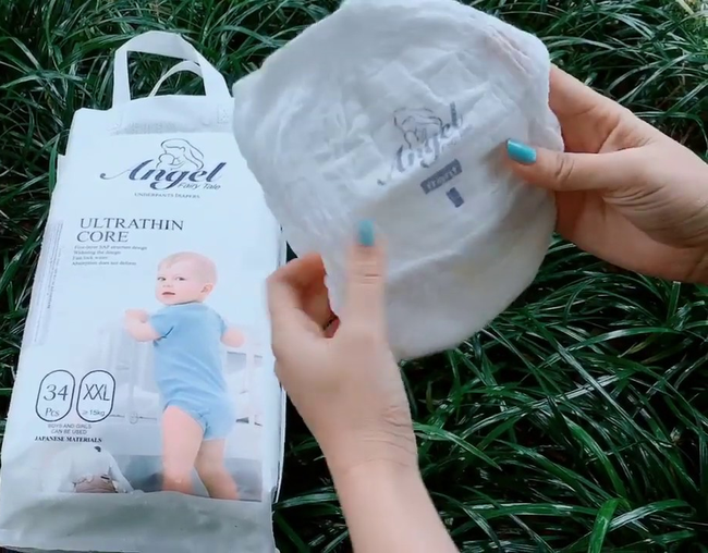 Review một số loại bỉm mềm, mỏng, thoáng mát cho các bé dùng trong những ngày hè nóng bức - Ảnh 7.