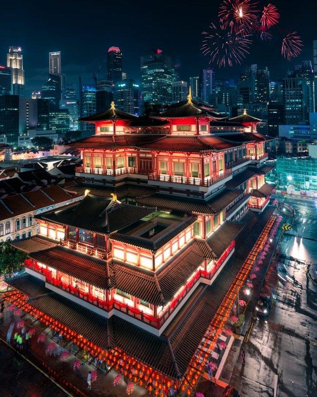 Vượt qua 10.000 đối thủ, bức ảnh Cầu Vàng của Việt Nam xuất sắc giành chiến thắng giải nhiếp ảnh Architecture 2020 - Ảnh 17.