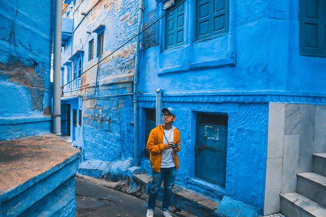 """Theo chân chàng trai Việt khám phá thành phố """"xanh ngắt như bầu trời"""" ở Ấn Độ - Ảnh 17."""