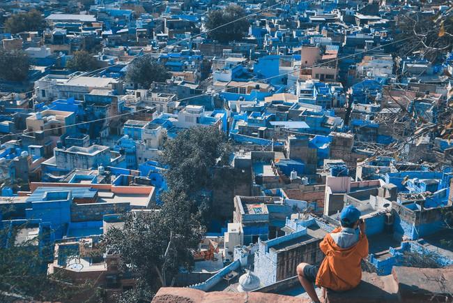 """Theo chân chàng trai Việt khám phá thành phố """"xanh ngắt như bầu trời"""" ở Ấn Độ - Ảnh 1."""