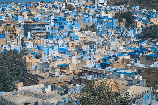 """Theo chân chàng trai Việt khám phá thành phố """"xanh ngắt như bầu trời"""" ở Ấn Độ - Ảnh 3."""