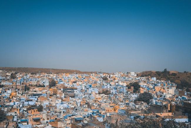 """Theo chân chàng trai Việt khám phá thành phố """"xanh ngắt như bầu trời"""" ở Ấn Độ - Ảnh 2."""