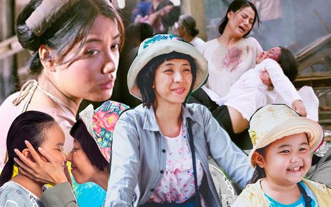 """Phim Việt về tình mẹ không thể bỏ qua: Thu Trang làm mẹ khờ nuôi con, Trương Ngọc Ánh gây sửng sốt với """"Áo lụa Hà Đông""""  - Ảnh 1."""