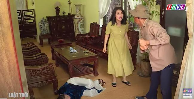 """""""Luật trời"""" hé lộ tập cuối: Trang (Ngọc Lan) đi trả thù gái trẻ nhưng cuối cùng lại bị tạt axit nát mặt?  - Ảnh 6."""