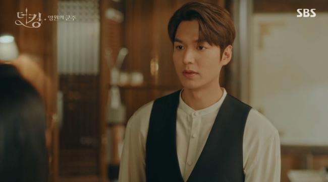 """""""Quân vương bất diệt"""" tập 7: Kim Go Eun đối đầu       cực căng với """"nữ thủ tướng"""" xinh đẹp, Lee Min Ho sẽ giải quyết thế nào? - Ảnh 2."""