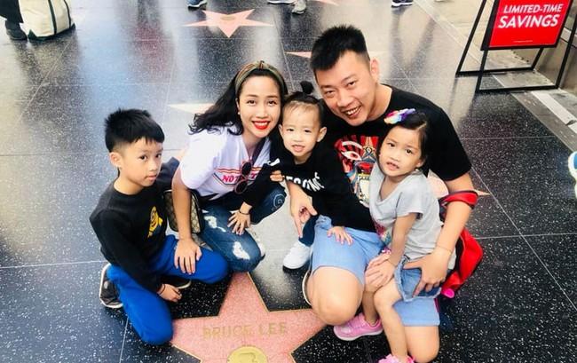 """Ốc Thanh Vân than thở chuyện """"chỉ có đi toilet mới được ở một mình"""", nghe xong ai cũng cảm thông cho bà mẹ đông con nhất nhì showbiz Việt  - Ảnh 2."""