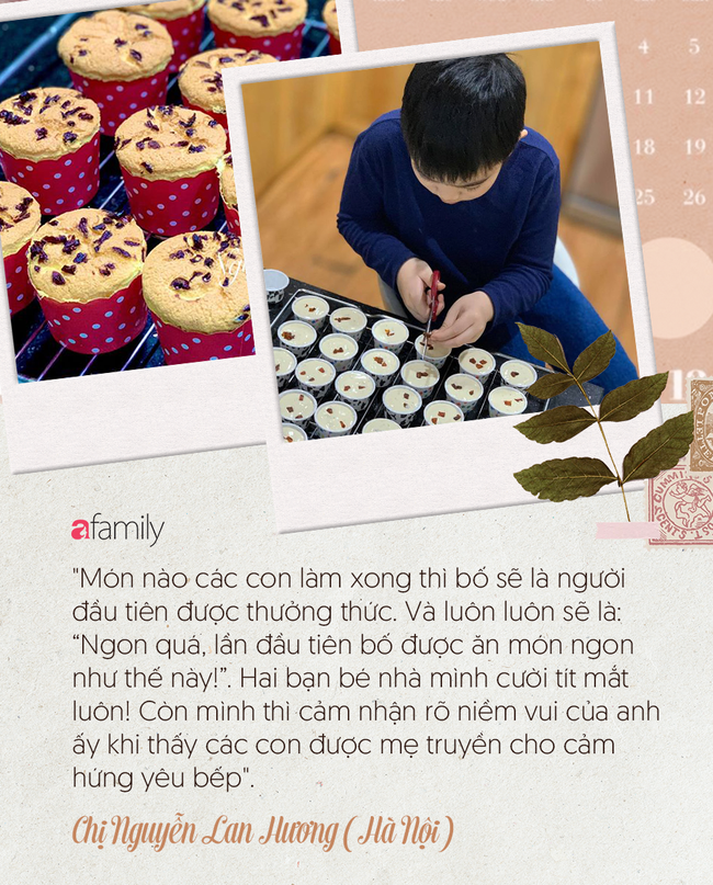Cảm nhận sức gắn kết gia đình tuyệt vời lan tỏa từ căn bếp nhỏ của người phụ nữ Hà Thành tài hoa - Ảnh 3.