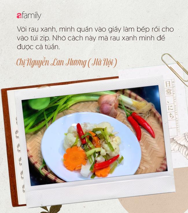 Cảm nhận sức gắn kết gia đình tuyệt vời lan tỏa từ căn bếp nhỏ của người phụ nữ Hà Thành tài hoa - Ảnh 8.