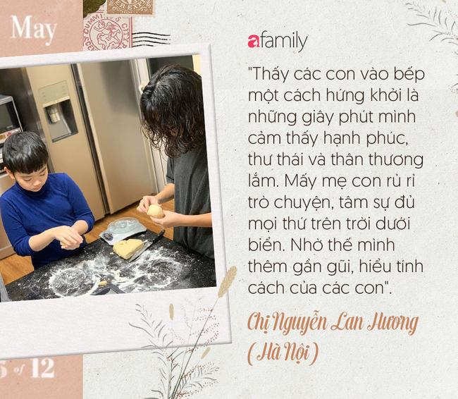 Cảm nhận sức gắn kết gia đình tuyệt vời lan tỏa từ căn bếp nhỏ của người phụ nữ Hà Thành tài hoa - Ảnh 20.