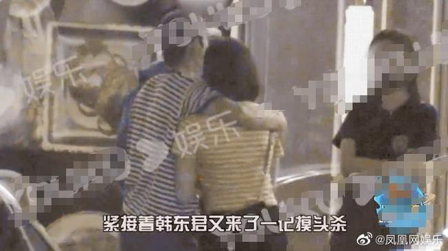 Soái ca Hàn Đông Quân lộ ảnh thân mật bên gái lạ sau tin đồn hẹn hò thiên kim tiểu thư của tập đoàn Hoa Nghị - Ảnh 3.