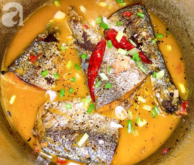 Cả nhà phản đối khi thấy tôi dùng nước mía để kho cá nhưng khi ăn ai cũng khen nức nở - Ảnh 6.