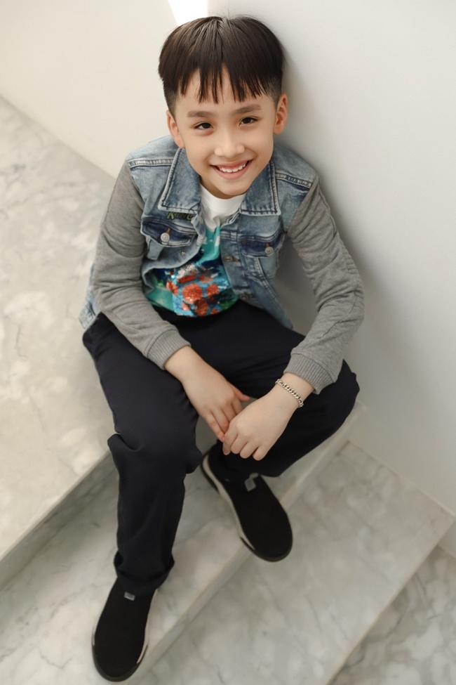 Thu Trang đẹp dịu dàng, bật cười thích thú khi con trai thân thiết với con gái Đoan Trang - Ảnh 10.