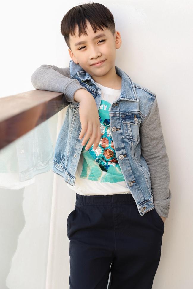 Thu Trang đẹp dịu dàng, bật cười thích thú khi con trai thân thiết với con gái Đoan Trang - Ảnh 8.