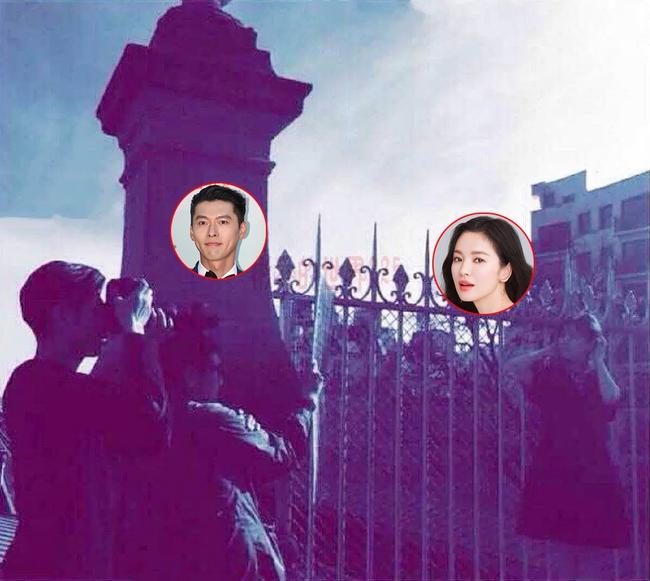 Thực hư về khoảnh khắc Hyun Bin theo chân Song Hye Kyo đi chụp hình cách đây 5 năm - Ảnh 2.