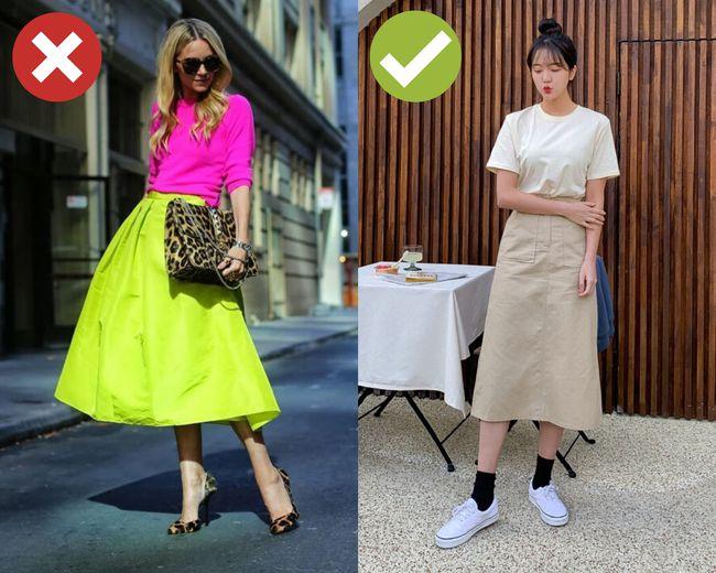 """4 kiểu chân váy đã lỗi mốt trầm trọng, chị em đừng dại """"vớ"""" phải mà khiến phong cách xuống hạng - Ảnh 2."""