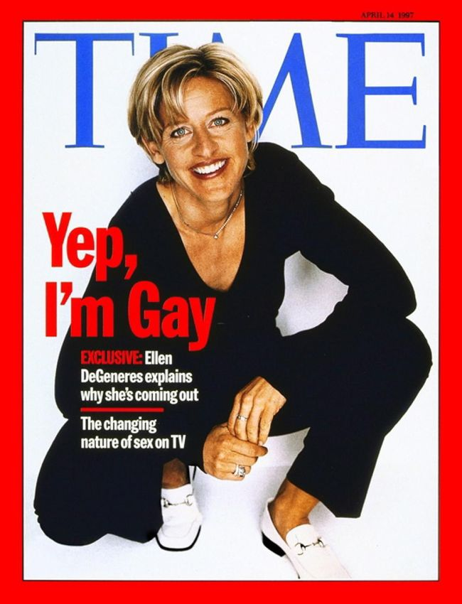 Thăng trầm cuộc đời Ellen DeGeneres: Tuổi thơ bị bố dượng lạm dụng, nhìn bạn gái chết trước mắt, bị nước Mỹ quay lưng chỉ vì muốn sống thật - Ảnh 3.