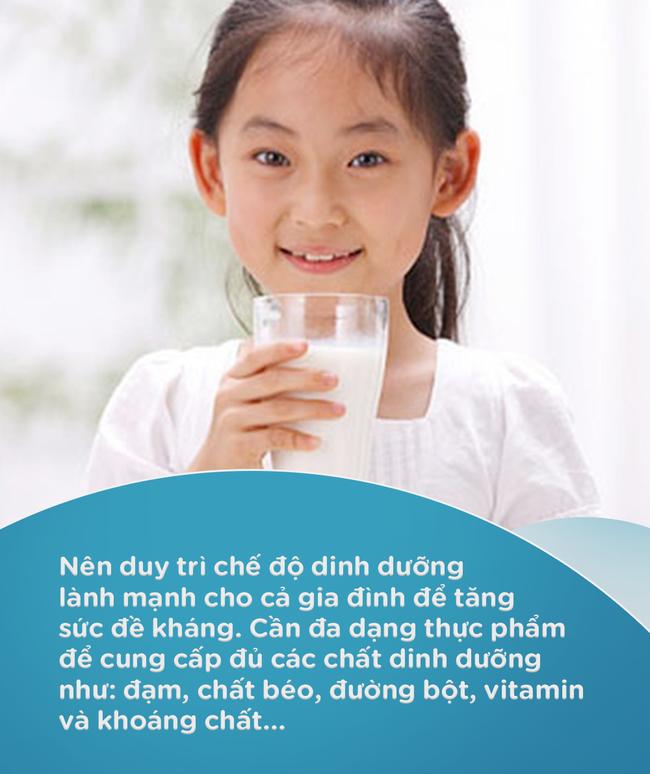Cho con đi học giữa những ngày nắng nóng đỉnh điểm, đây là những điều bố mẹ cần lưu tâm để trẻ không bị ốm - Ảnh 3.