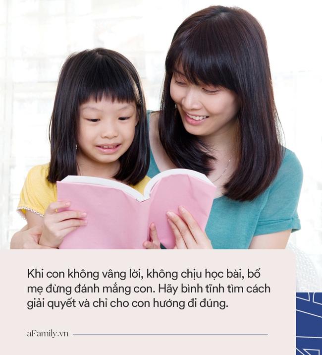 Con trai không chịu làm bài tập về nhà, người mẹ có màn xử lý