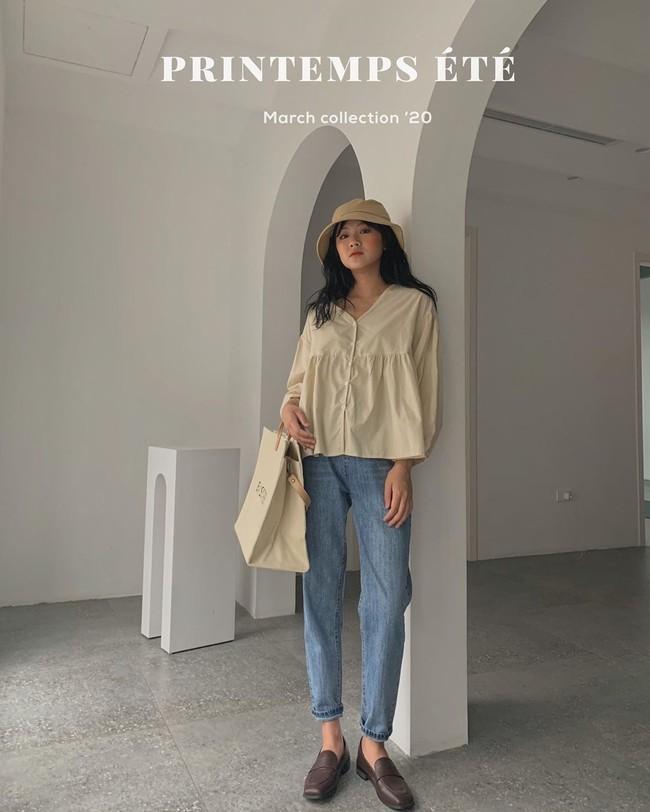"""Các mỹ nhân 8x của Vbiz cực kết một mẫu quần jeans hack tuổi siêu phàm, ai diện lên cũng trẻ và """"ăn chơi"""" hẳn - Ảnh 7."""