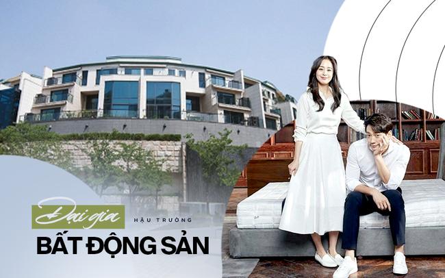 """Không chỉ quyền lực, vợ chồng Kim Tae Hee - Bi Rain còn giàu """"nức đố đổ vách"""", hai cô con gái chính là thiên kim tiểu thư hạng nhất xứ Hàn - Ảnh 1."""