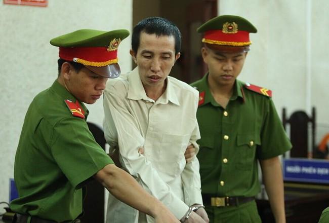 Đang xử phúc thẩm 9 bị cáo vụ sát hại nữ sinh giao gà ở Điện Biên - Ảnh 1.