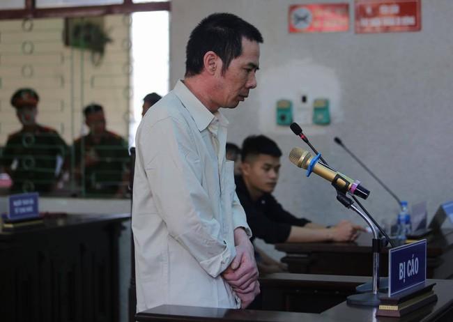 Xử phúc thẩm vụ sát hại nữ sinh giao gà: Vương Văn Hùng, Phạm Văn Nhiệm kêu oan, khai bị ép cung - Ảnh 1.