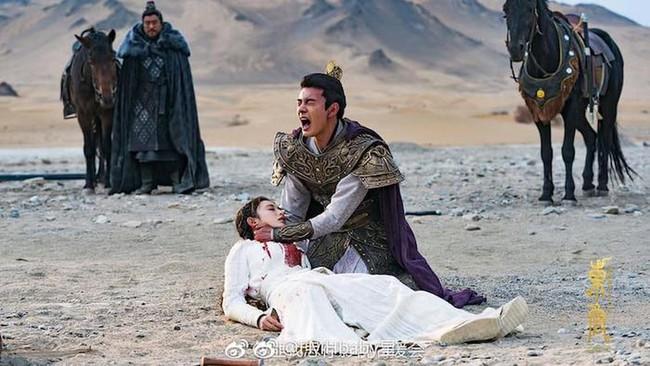 Những cái chết ám ảnh của phim Trung: Triệu Lệ Dĩnh thảm cỡ nào cũng không qua Tần Lam - Ảnh 15.