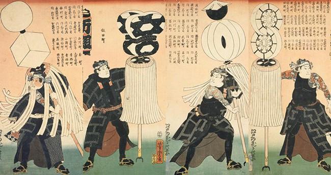 """Dù hay """"phá hoại"""" nhưng những người làm nghề này lại được xem là oách nhất Nhật Bản hàng trăm năm trước - Ảnh 2."""