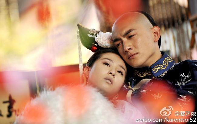 Những cái chết ám ảnh của phim Trung: Triệu Lệ Dĩnh thảm cỡ nào cũng không qua Tần Lam - Ảnh 7.