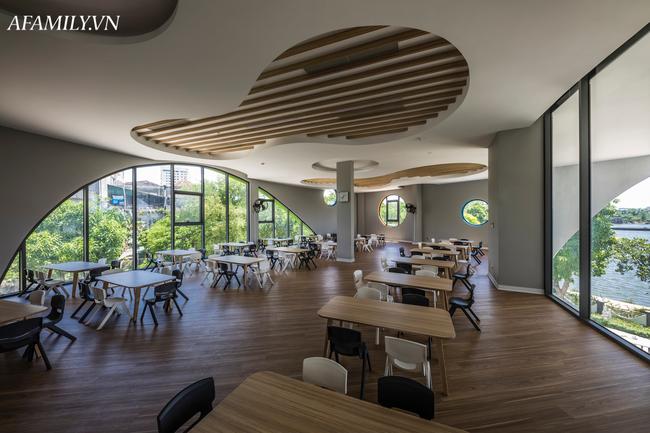 Ngắm ngôi trường mầm non hơn 50 tỷ đồng với thiết kế đẹp như mơ, bố mẹ ưng ngay từ cái nhìn đầu tiên - Ảnh 9.