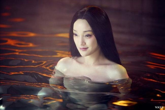 Sự thật cảnh nóng trần trụi: Phạm Băng Băng lừa dối khán giả, Châu Tấn dùng thế thân - Ảnh 6.