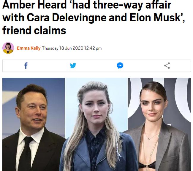Amber Heard bị tố từng quan hệ tập thể cả nam lẫn nữ ngay trên giường của Johnny Depp - Ảnh 1.