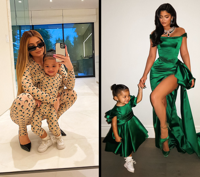 """""""Tan chảy"""" trước hình ảnh các hot mom diện đồ đôi với con, xem xong ai cũng muốn sinh ngay 1 cô công chúa"""
