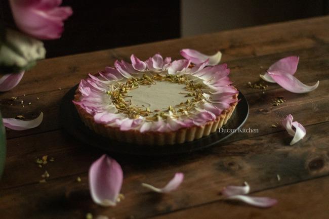 Đang mùa sen nở rộ, học ngay cách làm món bánh tart sen vừa ngon lại vừa đẹp  - Ảnh 10.