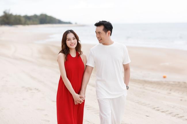 Sara Lưu - Dương Khắc Linh tiết lộ đã mang song thai 4 tháng, vợ chồng rủ nhau đi du lịch từ trong nước ra nước ngoài liên tục - Ảnh 6.