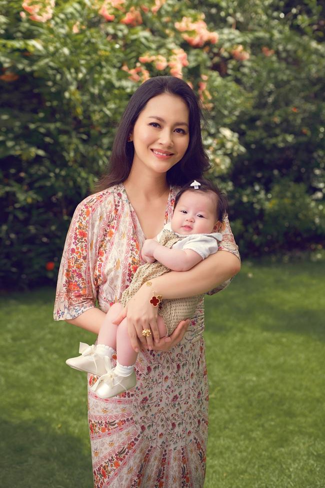 """Nữ diễn viên """"Chuyện của Pao"""" Hải Yến sinh liền 3 nhóc tỳ trong 5 năm ở ẩn, cuộc sống tất bật khiến mẹ bỉm sữa nào cũng đồng cảm - Ảnh 4."""