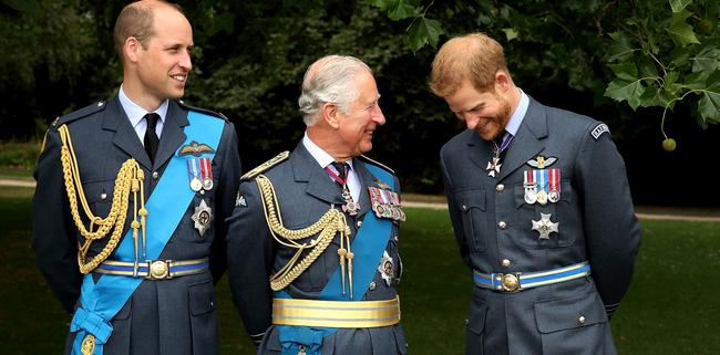 Thái tử Charles - một người cha đặc biệt của hoàng gia Anh: Vượt qua mọi dị nghị, tin đồn để yêu thương các con theo cách của riêng mình - Ảnh 4.