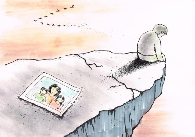 """Những """"Ông bố ngỗng"""" ở Hàn Quốc: Nai lưng làm việc để vợ con được ra nước ngoài sống, chấp nhận cuộc đời gắn liền với những bữa cơm một mình - Ảnh 2."""