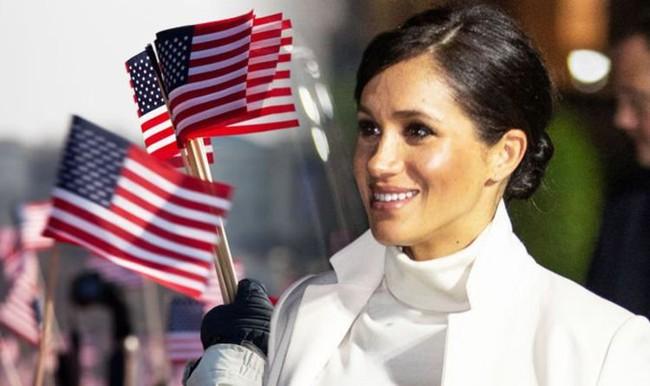 Chuyên gia hoàng gia: Meghan Markle muốn tranh cử Tổng thống Mỹ và đã lên kế hoạch bài bản khiến dư luận không thể nhịn cười - Ảnh 2.